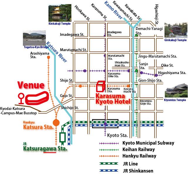 Map-KyotoCity